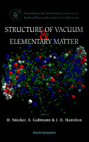 Structure Of Vacuum And Elementary Matter   Proceedings Of The International Symposium On Nuclear Physics At The Turn Of The Millennium PDF