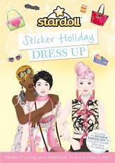 Sticker Holiday Dress Up PDF