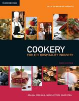 Cookery for the Hospitality Industry PDF