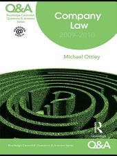 Q&A Company Law 2009-2010: Edition 6