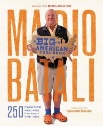 Mario Batali Big American Cookbook Book PDF