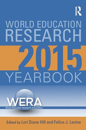 World Education Research Yearbook 2015 PDF