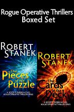 Boxed Set Rogue Operative Thrillers: The Pieces of the Puzzle, The Cards in the Deck