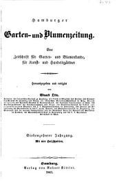 Neue allgemeine deutsche Garten- und Blumenzeitung: Band 17