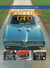 Collector s Originality Guide Pontiac GTO 1964 1974 PDF