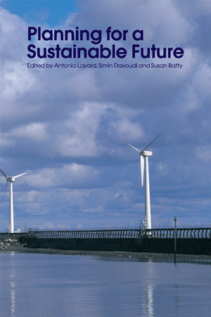Planning for a Sustainable Future PDF