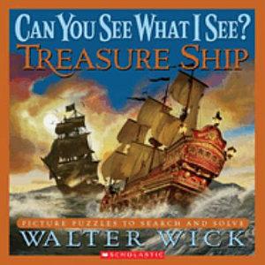 Treasure Ship Book