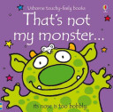 That s Not My Monster     Book