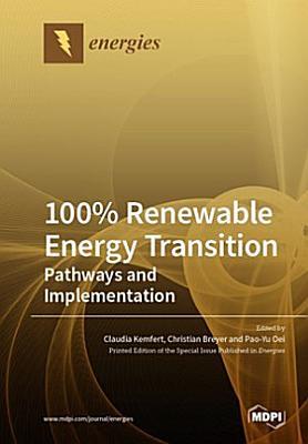 100% Renewable Energy Transition
