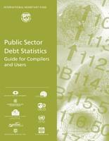 Public Sector Debt Statistics PDF