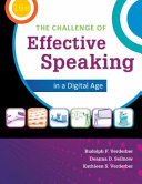 The Challenge of Effective Speaking in a Digital Age PDF
