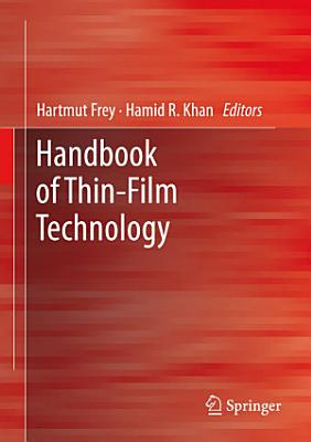 Handbook of Thin Film Technology