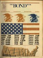 The Bond Book PDF