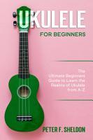 Ukulele for Beginners PDF