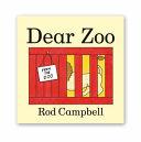 Dear Zoo Mini Edition Book