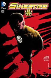 Sinestro (2014-) #12