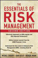 The Essentials Of Risk Management Second Edition