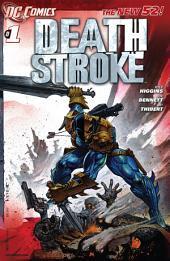 Deathstroke (2012-) #1