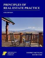Principles of Real Estate Practice PDF
