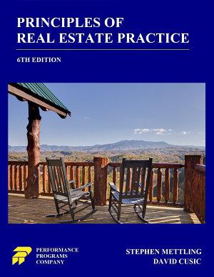 Principles of Real Estate Practice