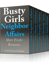 Busty Girls Collection: 5 Complete Erotic Romance Stories