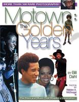 Motown  The Golden Years PDF