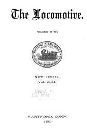 The Locomotive: Volume 13