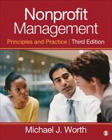Nonprofit Management  Principles and Practice PDF