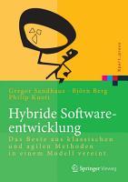 Hybride Softwareentwicklung PDF
