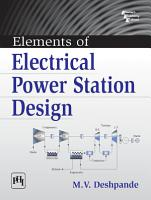 Elements Of Electrical Power Station Design PDF