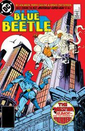 Blue Beetle (1986-) #5