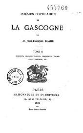 Poésies populaires de la Gascogne: Volume6