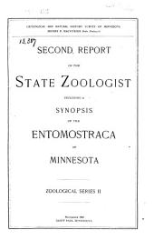 Report of the State Zoölogist: Volume 2