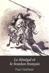 Le Sénégal et le Soudan français