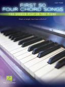 First 50 4 Chord Songs You Should Play on the Piano PDF
