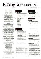 The Ecologist PDF