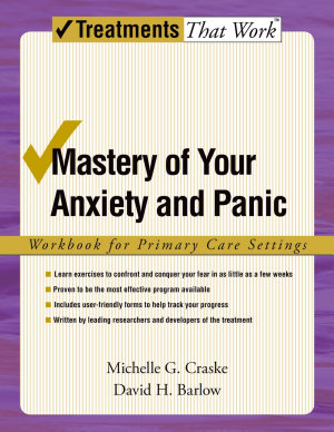 Mastery of Your Anxiety and Panic PDF