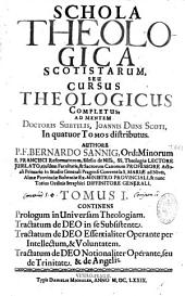 Universa theologia scholastica theologica, seu cursus theolog. completus