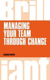 Managing your Team through Change