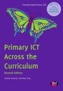 Primary ICT Across the Curriculum