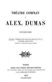 Théâtre complet: avec prefaces inédites, Volume2