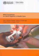 WHO Guidelines on Hand Hygiene in Health Care PDF