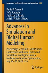 Advances in Simulation and Digital Human Modeling PDF