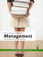 Small Public Library Management PDF