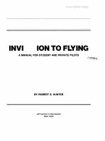 Invitation to Flying PDF