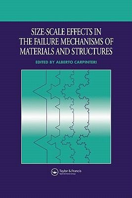 Size-Scale Effects in the Failure Mechanisms of Materials and Structures