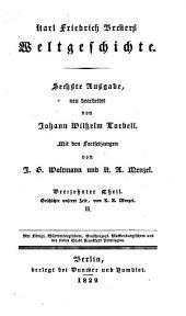Weltgeschichte: Geschichte unserer Zeit ; 2, Band 13