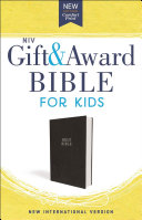 NIV Gift and Award Bible for Kids  Flexcover  Black  Comfort Print PDF