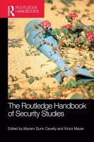 The Routledge Handbook of Security Studies PDF