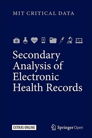 Secondary Analysis of Electronic Health Records PDF